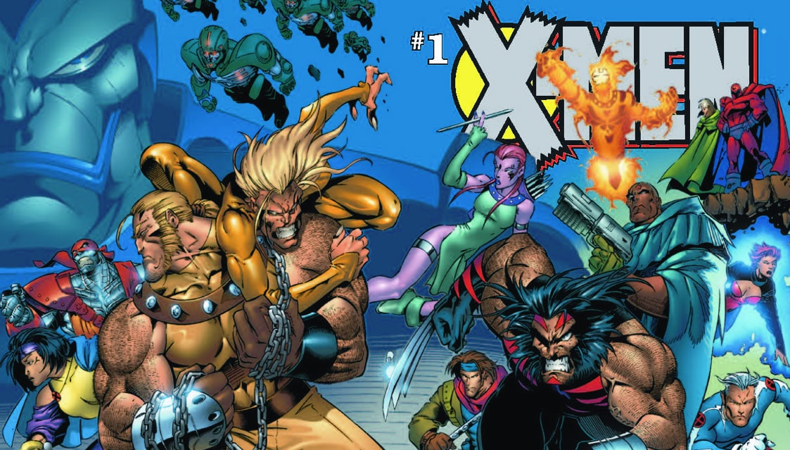 Sagas e HQs DC e Marvel com Viagem no Tempo! 17