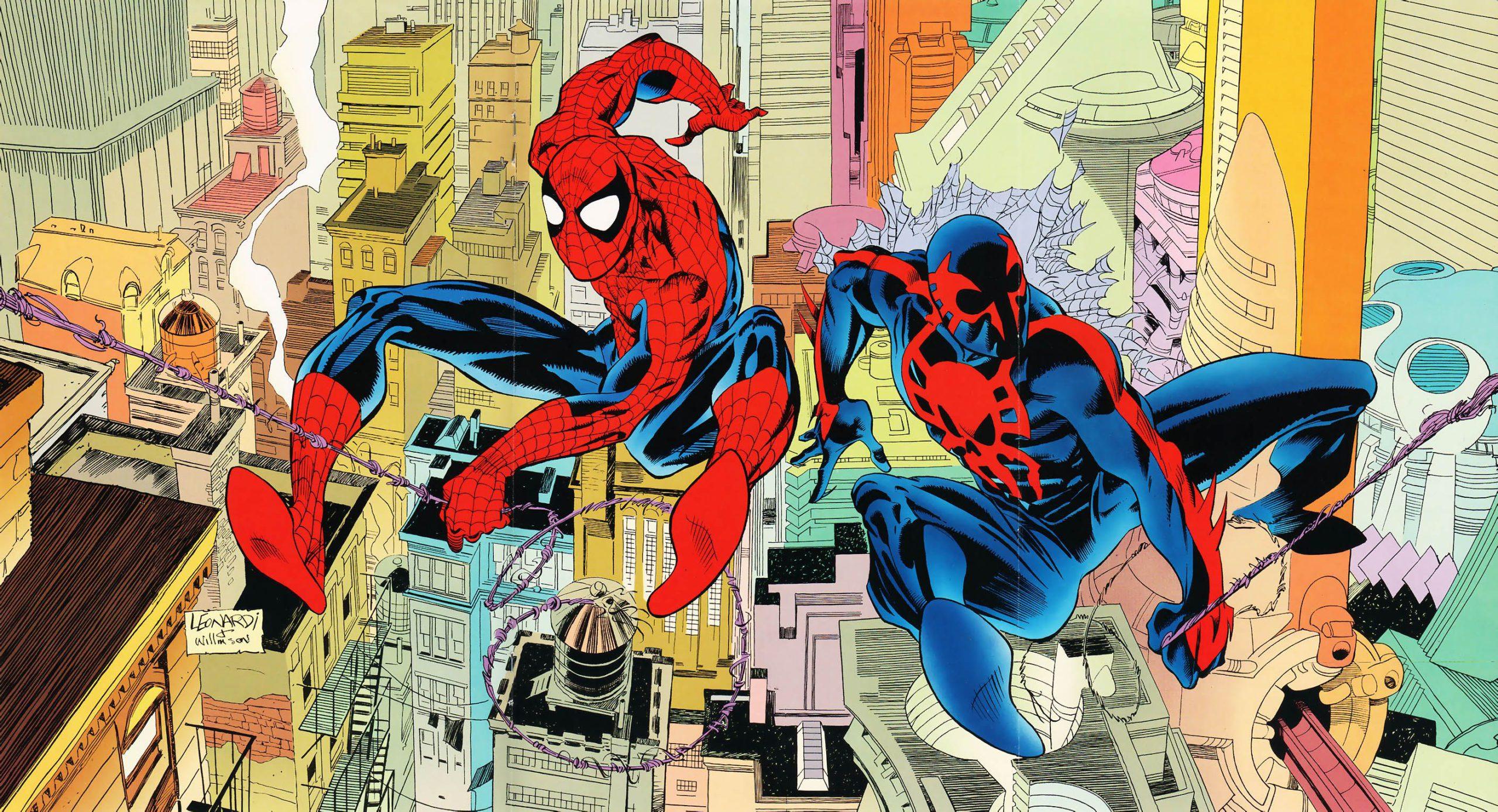 Sagas e HQs DC e Marvel com Viagem no Tempo! 16
