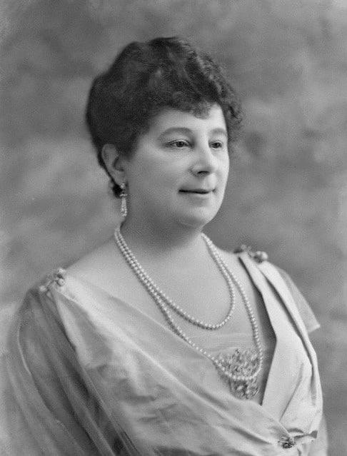 Baronesa Orczy, autora de Lady Molly da Scotland Yard