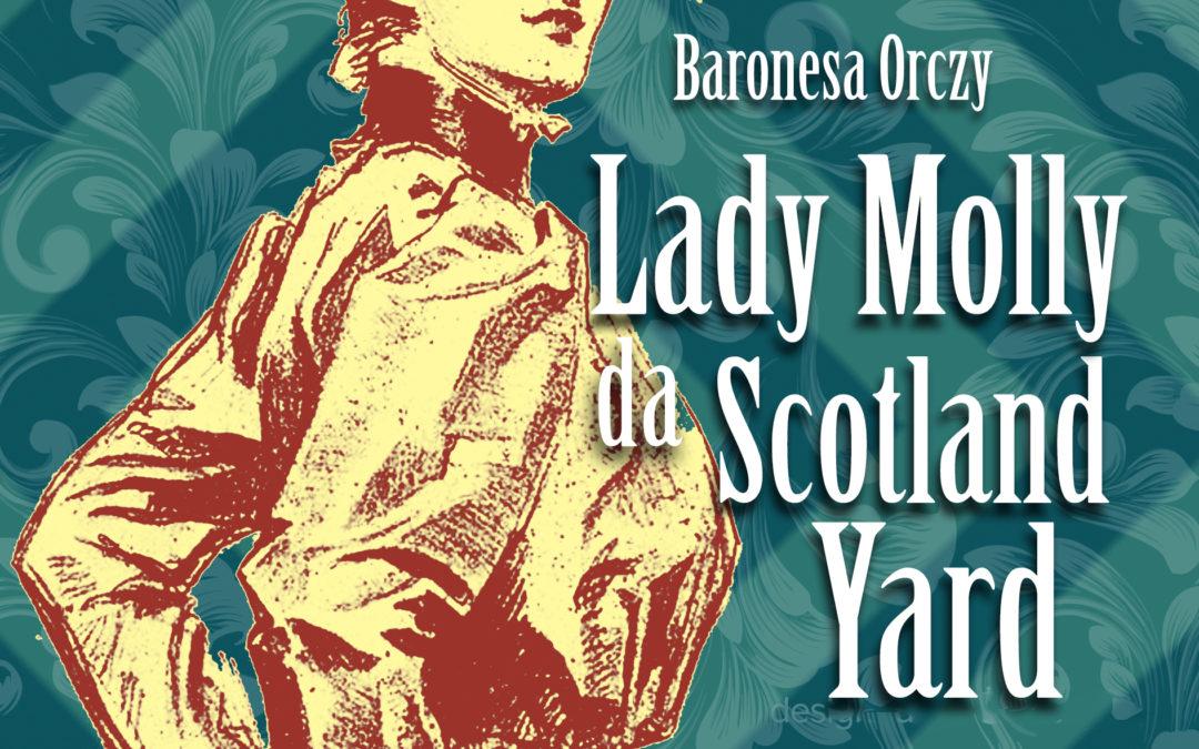 Conheça Lady Molly, uma rival à altura de Sherlock Holmes