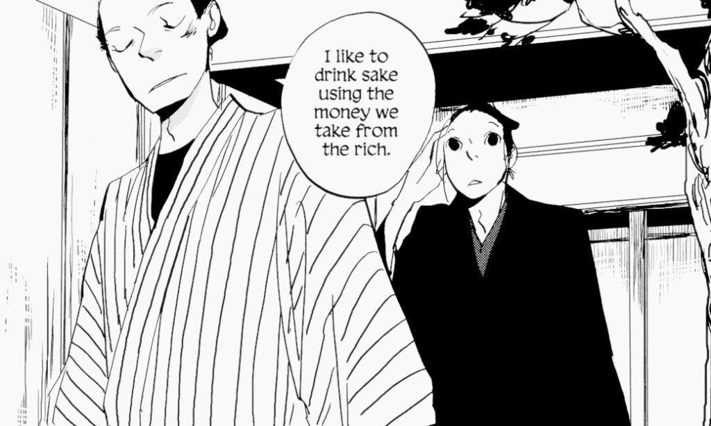 Os Melhores Mangás de Samurai