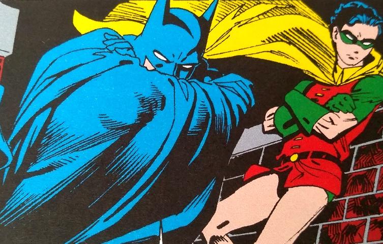 Conheça a Saga do Batman 4