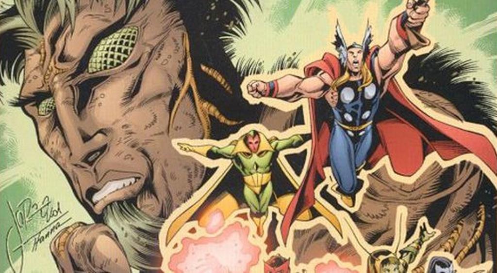 Vingadores Desafio Celestial – O Ultimato