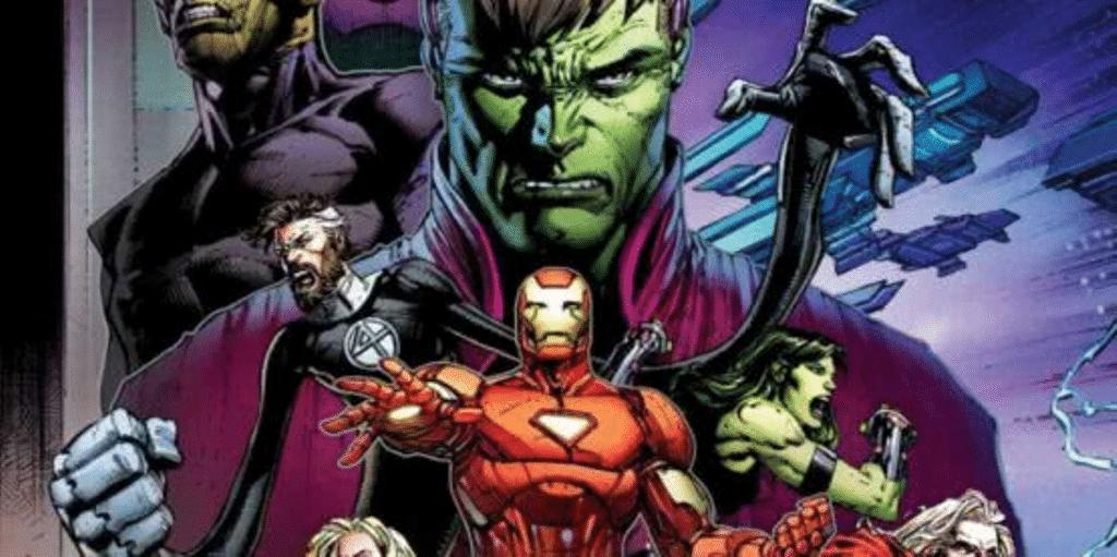 Vingadores e Quarteto Fantástico Impéryo – O Ultimato