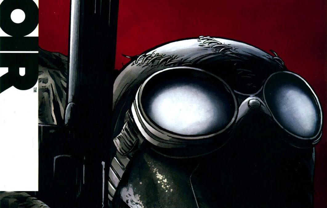 Homem Aranha Noir – Baú de HQs