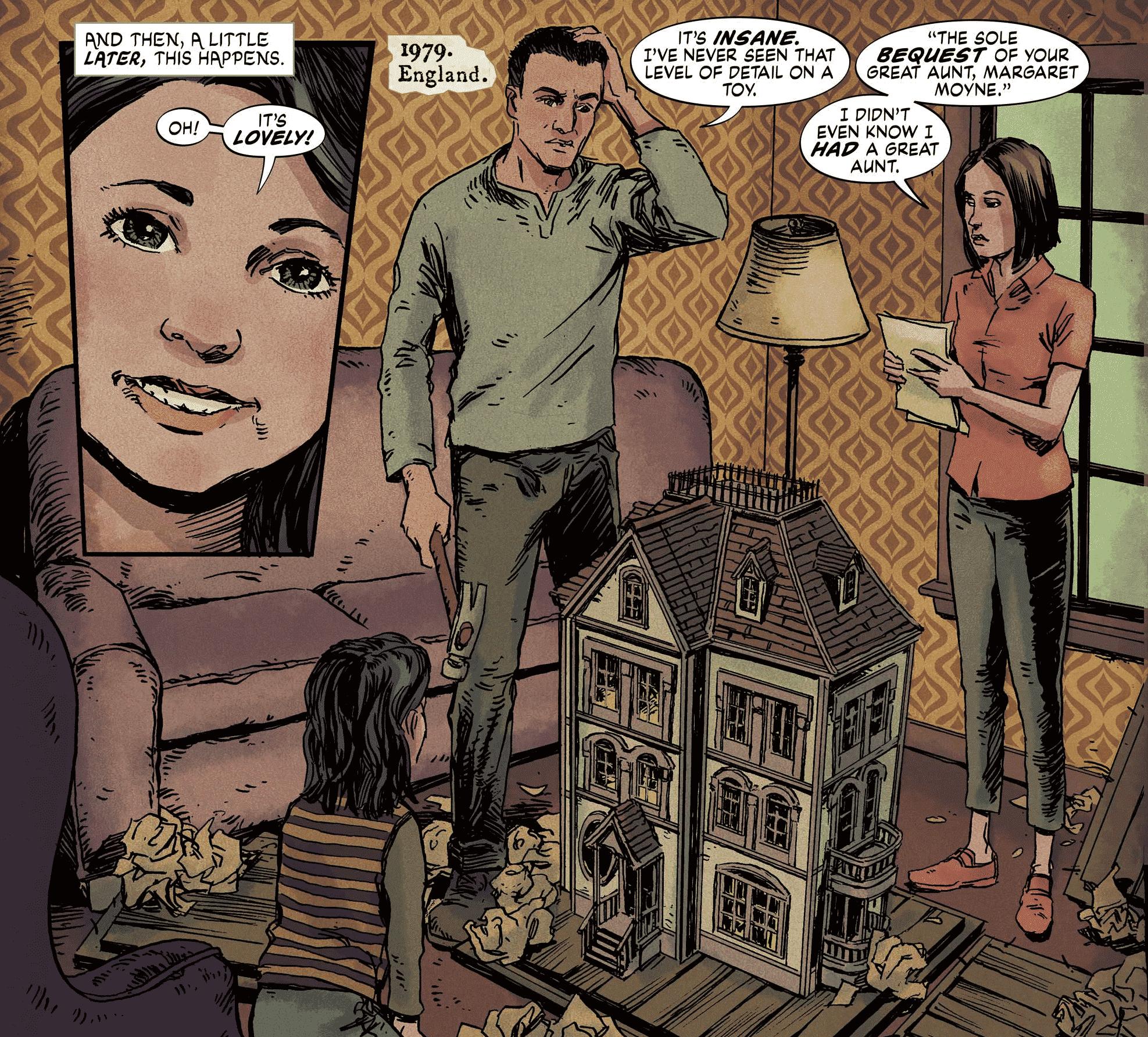 A Família da Casa de Bonecas de M R Carey - O Ultimato 2