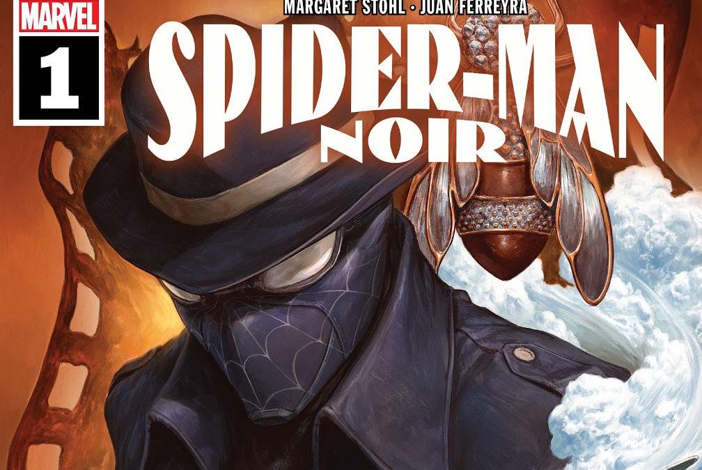 Homem Aranha Noir Crepúsculo na Babilônia – O Ultimato