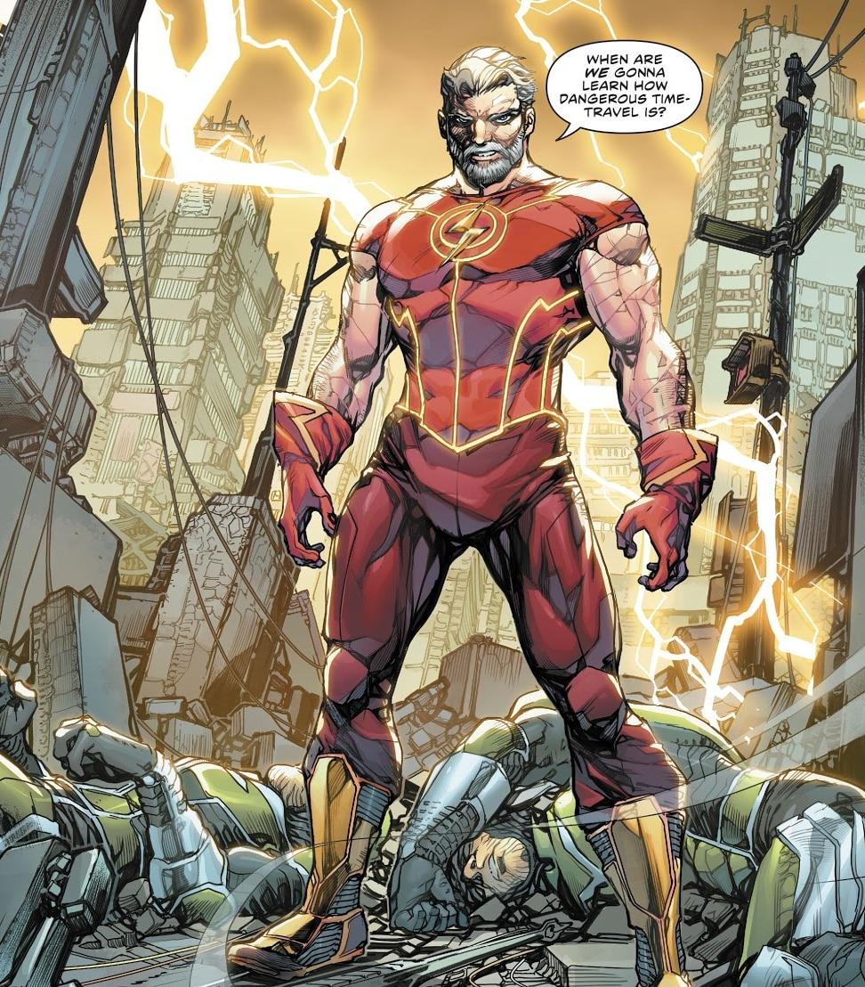 Sagas e HQs DC e Marvel com Viagem no Tempo! 15