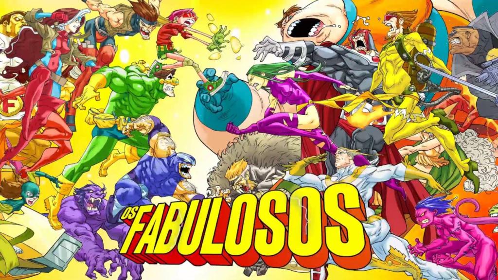 os fabulosos