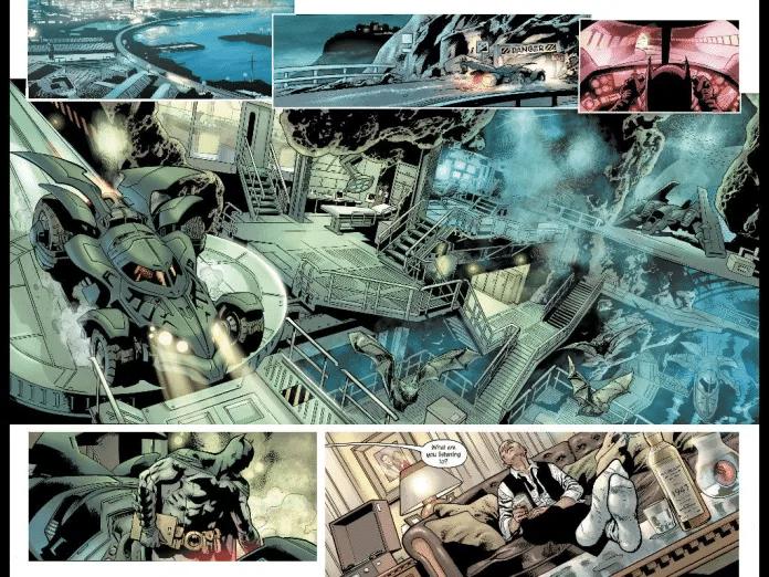 conheça O Túmulo do Batman a melhor hq do batman dos ultimos anos
