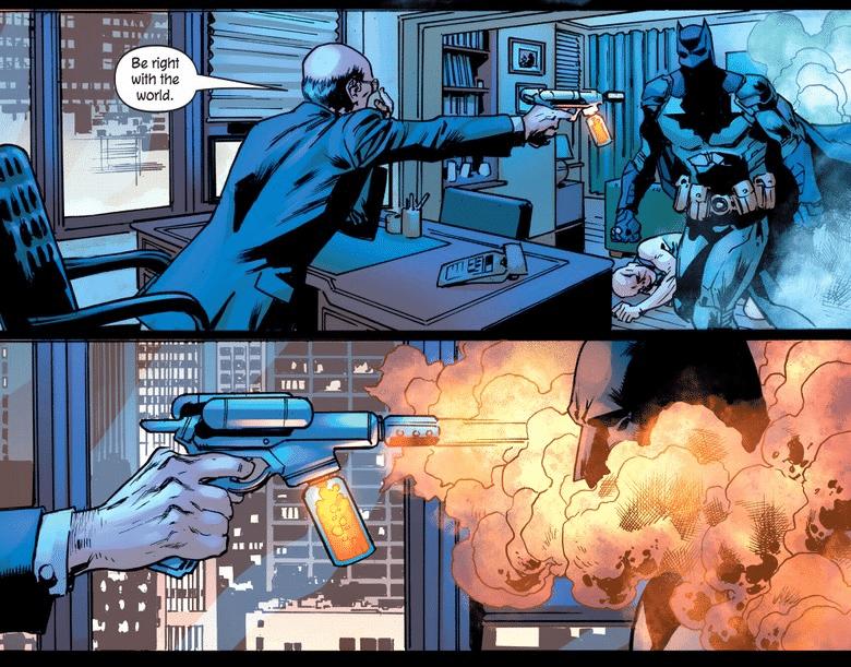 O Túmulo do Batman de Warren Ellis e Bryan Hitch - O Ultimato 2