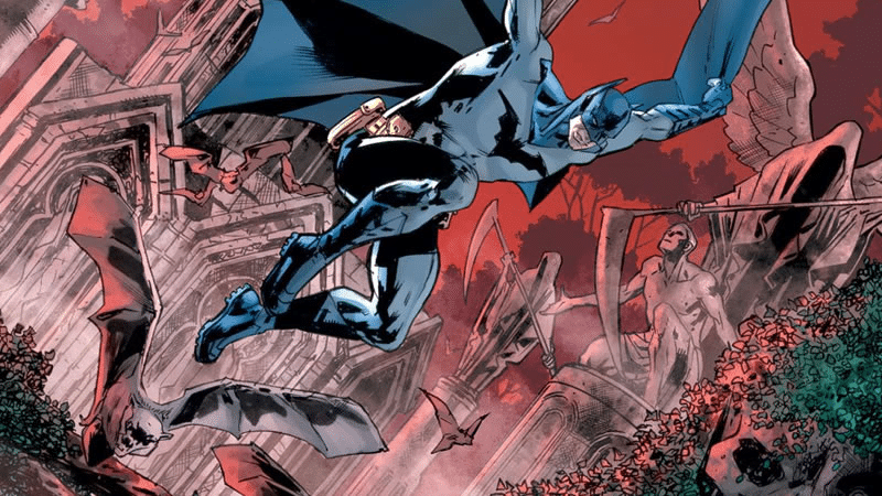 O Túmulo do Batman de Warren Ellis e Bryan Hitch – O Ultimato