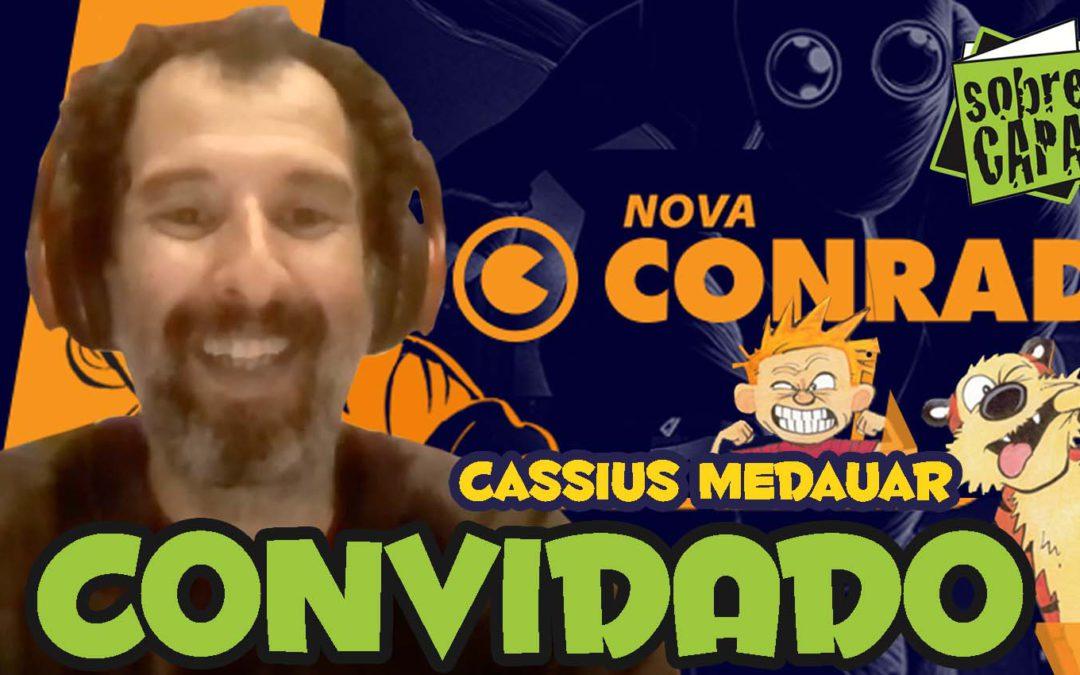 Cassius Medauar e sua carreira nos quadrinhos – Costelinha 102