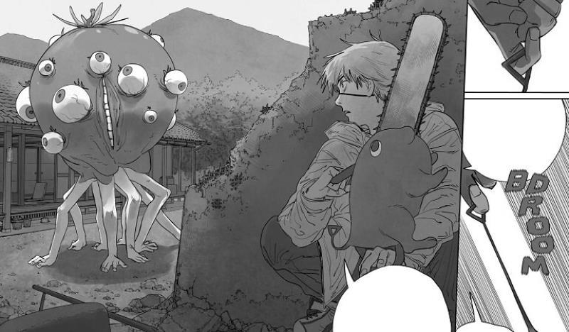 Conheça Chainsaw Man de Tatsuki Fujimoto (1)