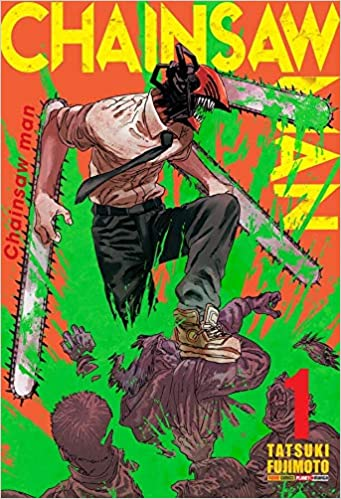 Conheça Chainsaw Man de Tatsuki Fujimoto Comprar