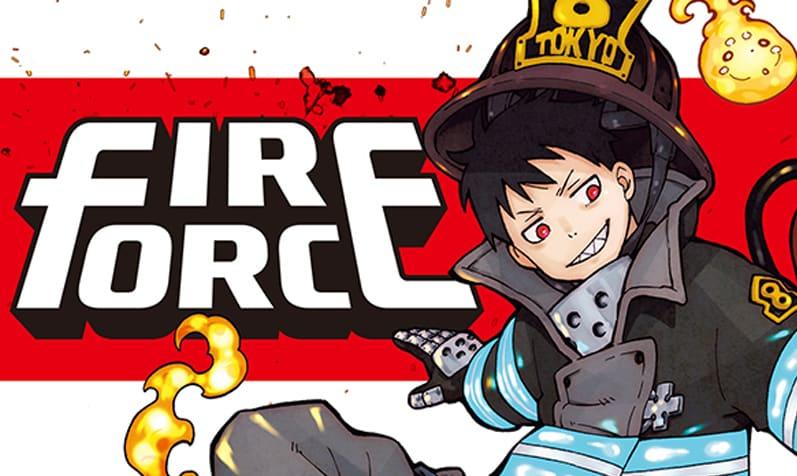 Fire Force – O Ultimato