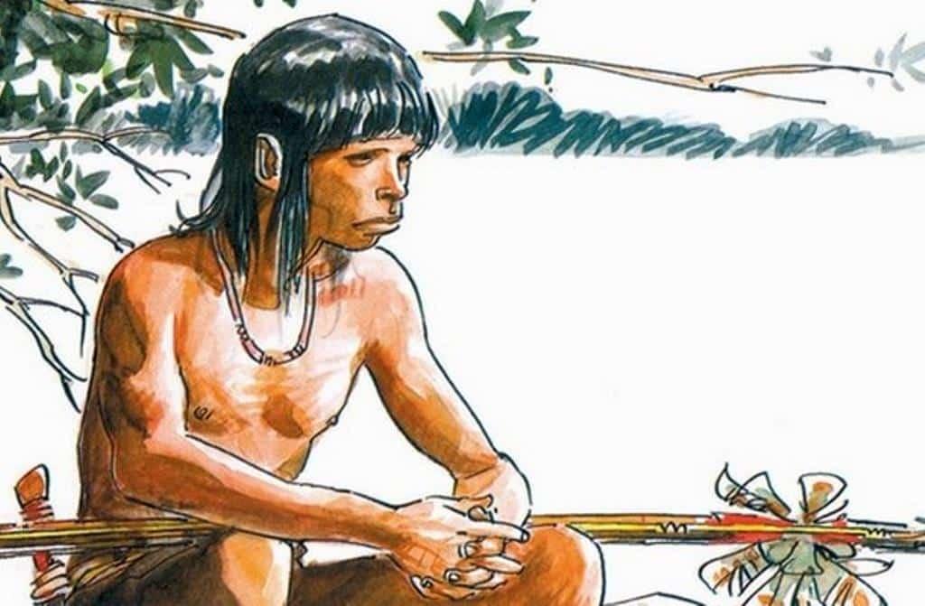 Tiki O Menino Guerreiro de Berardi e Milazzo – O Ultimato