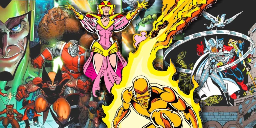 X-Men Guerras Asgardianas de Chris Claremont e Paul Smith – O Ultimato
