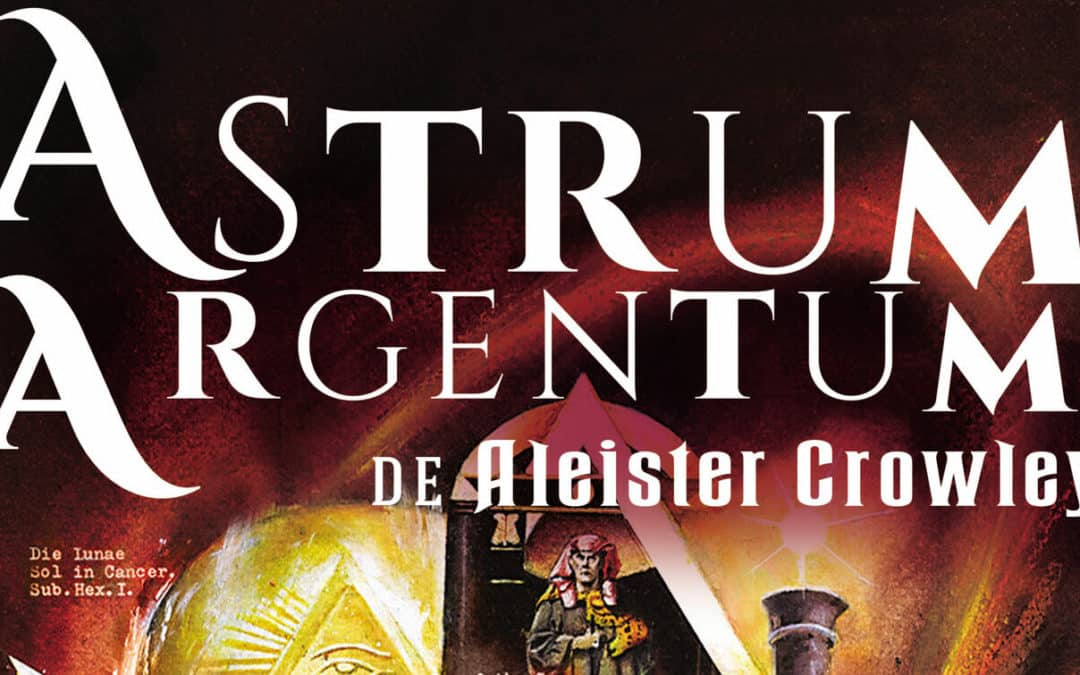 Astrum Argentum: Aleister Crowley em Quadrinhos