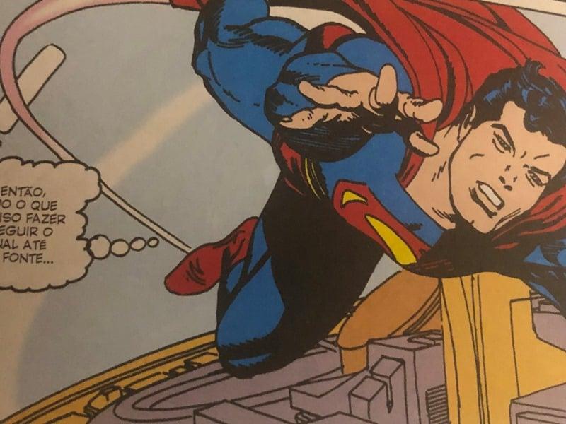 A Visão de Futuro de Superman 2021 de Bob Rozakis e Gil Kane (1)