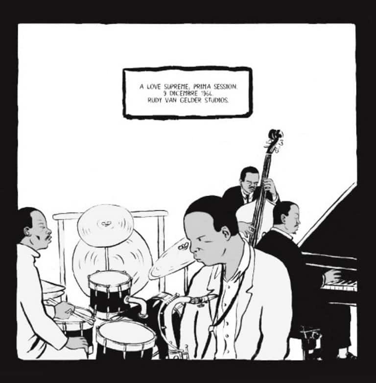 Coltrane (2016) – O Ultimato
