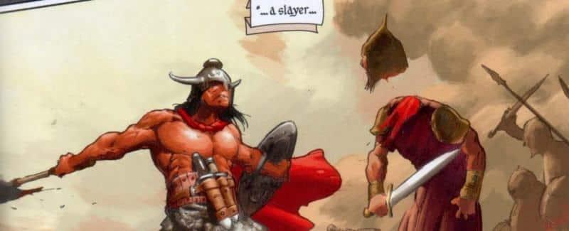 Conan Omnibus Vol 1 - O Nascimento da Lenda O Ultimato (1)