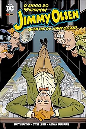 O Amigo do Superman Jimmy Olsen de Matt Fraction