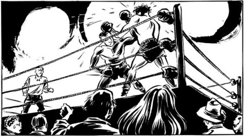 O Boxeador A História Real de Hertzko Haft (2017) – O Ultimat