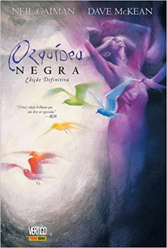 Orquídea Negra de Neil Gaiman 1