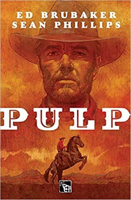 Pulp de Ed Brubaker e Sean Phillips - Comprar