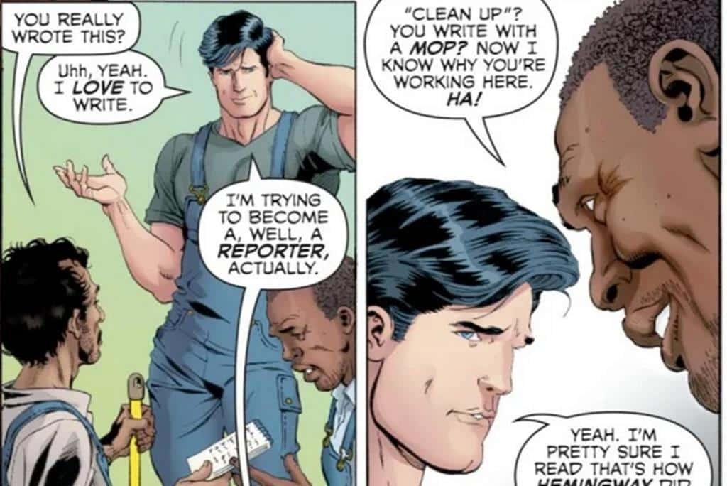 Superman Homem e Super Homem de Marv Wolfman (1)