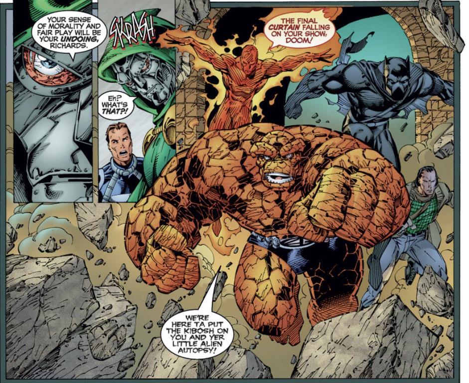 Conheça a Saga Heróis Renascem da Marvel Comics (1)