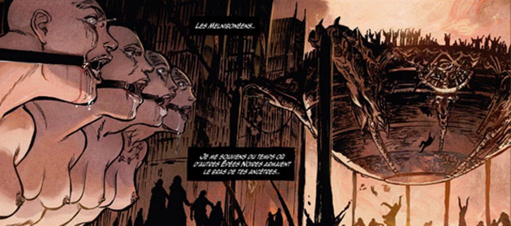 Elric O Trono de Rubi de Julien Blondel (1)