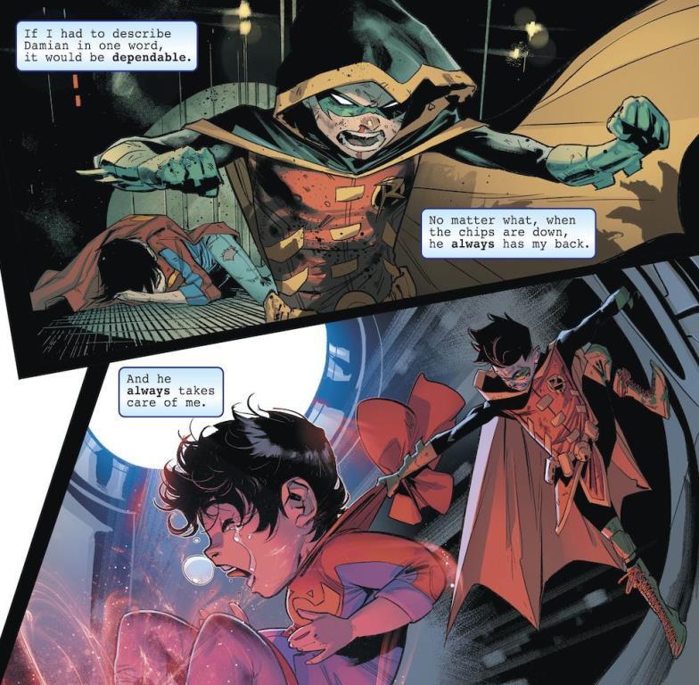 Robin Especial 80 Anos - O Ultimato (1)