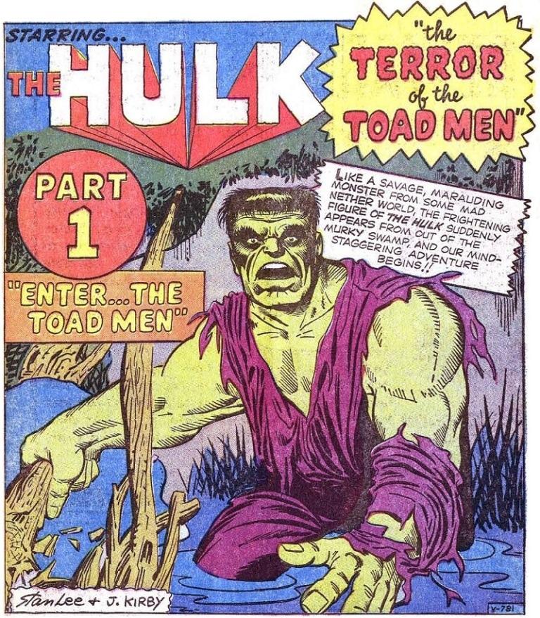 Conheça a estreia de O Incrível Hulk